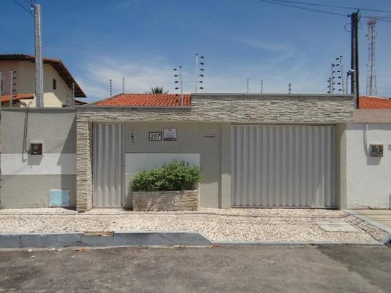 Casa Plana Na Cidade Dos Funcionarios!!! - Ca1297