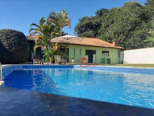 Imagem 1 de 23 de Chácara Com 2 Dormitórios À Venda, 1035 M² Por R$ 900.000 - Recanto Princesa Da Colina - Itatiba/sp - Ch0342