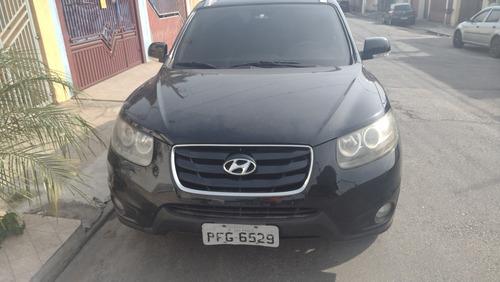 Imagem 1 de 4 de Hyundai Santa Fe 2012 3.5 5l 4wd Aut. 5p