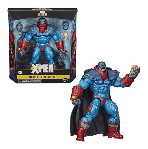Imagen 1 de 3 de Apocalypse Figura Marvel X Men Legends Series 7 Pulgadas