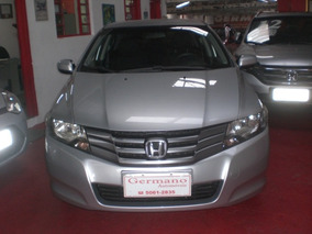 Honda City Dx 1.5 Prata Flez 2011/2011