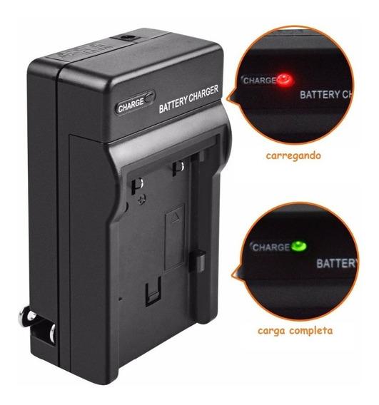 Carregador Bateria Hd-160 Yn300 Yn600 Np-f970 F770 F570 F550