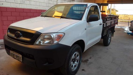 Toyota Hilux 2.5 Cab. Dupla 4x4 4p 2008