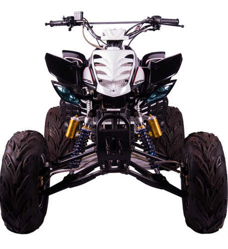 Imagen 1 de 10 de Cuatriciclo Verado Pitbull 250cc 4 Tiempos Enfriado Agua Okm
