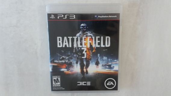 Battlefield 3 - Ps3 - Original