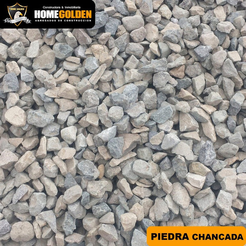 Imagen 1 de 1 de Piedra Chancada Arena Gruesa En Bolsa De 40 Kg