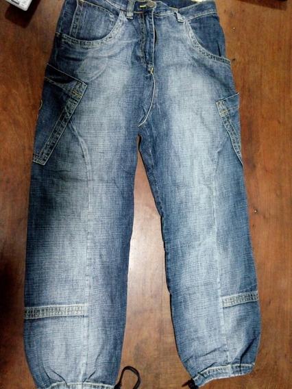 Jeans Europeo Blasting Vintage Talle 42.europeo