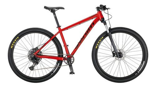 Imagen 1 de 10 de Bicicleta Mtb Zenith Calea Elite Rodado 29