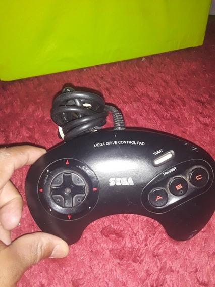 Vendo Controle Sega Tec Toy Original Em Perfeito Estado