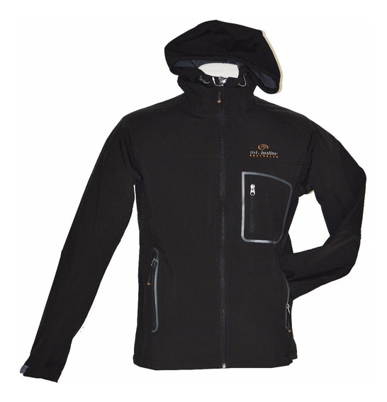 Campera Softshell Mt Buller Impermeable Rompeviento Hombre D