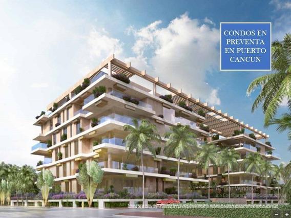 Departamentos En Preventa Cancun