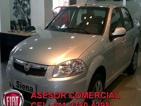 Fiat Siena 1.4 Anticipo 42.000 Entrega Inmediata