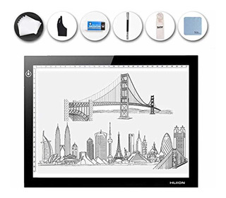 Huion L4s Slim Light Pad, Led Box Pad - Usb