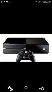 Xbox One 500g Con 2 Joyticks Y 14juegos Digitalizados