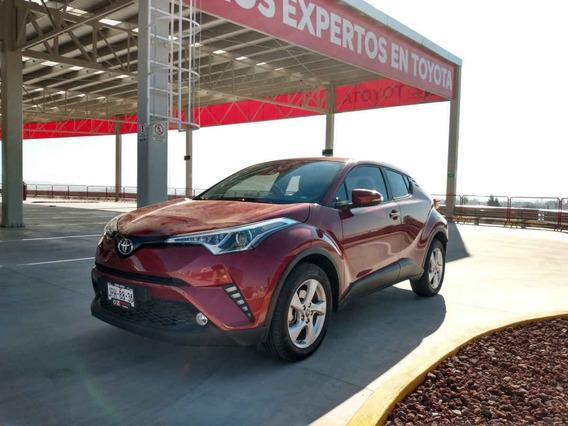 Toyota C-hr 2019 4p Cvt L4/2.0 Aut Comonuevo Certificado