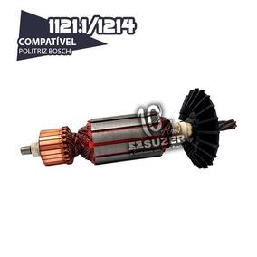 Induzido Bosch Para Esmeril Reto 1214/1121 Ggs6/gbm23-2 220v