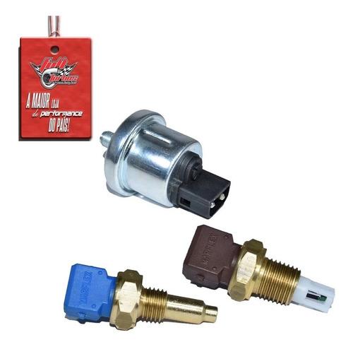 Kit 3 Sensores Para Módulos Injeção Fueltech