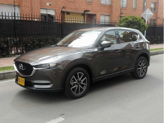 Mazda Cx5 Grand Touring Tp 2500 4x4 Ct Tc Fe