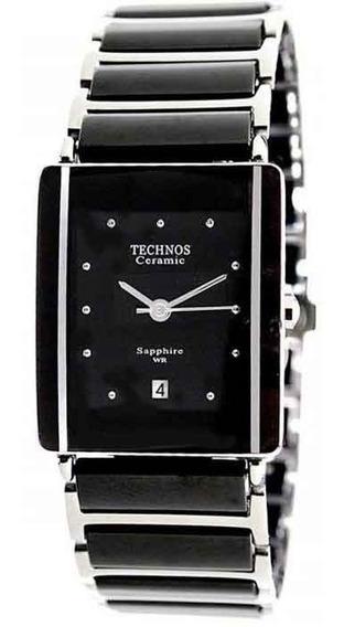 Relógio Technos Feminino Elegance Ceramic/sapphire 1n12acpa