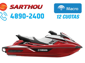 Yamaha Waverunner Fx Svho 1800 270 Hp Turbo Supercharged 0km