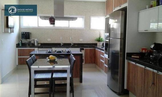 Espetacular - Casa No Reserva Da Serra, Em Jundiaí-sp - Aceita Permuta! - Ca3186