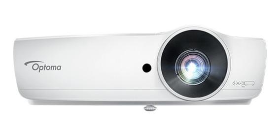 Projetor Optoma W460 4600 Lumens Wxga 1280 X 800 Wi Fi 3d