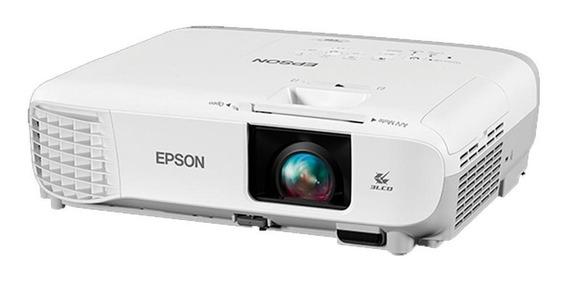 Projetor Epson Powerlite S39 , Branco, V11h854024, 3300