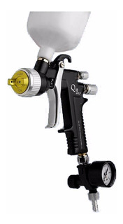 Pistola Soplete Pintar Maer Q13 Hvlp + Barbijo