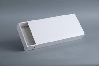 Caja Fosforera Rectangular Grande 17 X 9,5 X 3,4 Cm (x 50 U.) 18 Bombones Trufas Chocolate - Bauletto