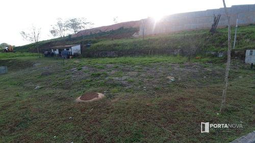 Terreno À Venda, 612 M² Por R$ 489.386,84 - Chácaras São Carlos - Cotia/sp - Te0174