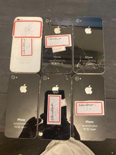4x iPhone 4s + 2x iPhone 4 Retirada De Peças