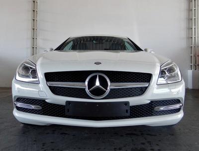 Mercedes Benz Slk 250 Cgi 1.8. Branco 2012/13