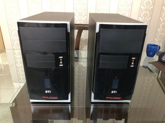 Cpu Para Servidor, Intel Dual Core, 3gb Ram, 320gb Hd