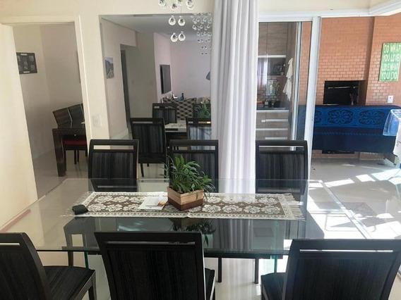 Lindo Apartamento De 167m² - Lorian Boulevard - 3 Suítes