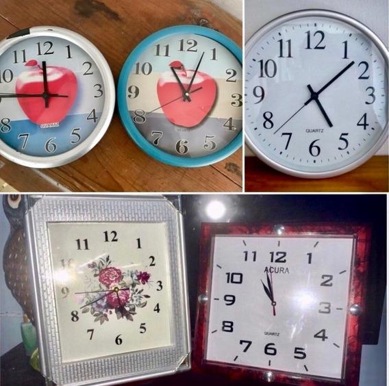 Reloj De Pared Descompuesto | Refacciones Repuestos Vintage