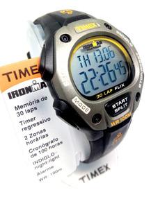 Relógio Timex Triathlon Ti5h431n 30 Lap Flix Unissex