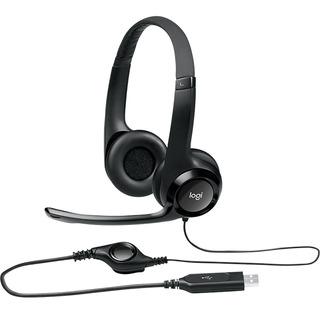 Auricular Logitech H390 Usb Headset Manos Libres Microfono