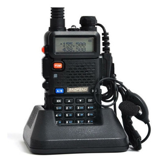 Baofeng Uv5r Radio Walkie Talkie Doble Banda Vhf Uhf Uv-5r R