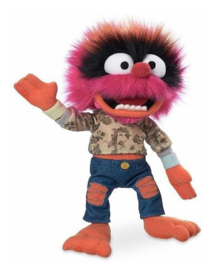 Pelúcia Muppets Animal Disney Store