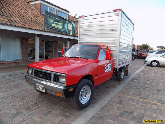 Chevrolet Luv Kb 21 Furgon 1.6cc Mt