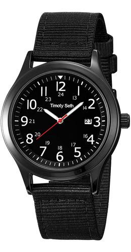 Imagen 1 de 2 de Timoty Seth - Reloj De Pulsera Para Hombre Y Adolescente De