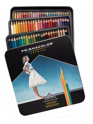 ¡ Prismacolor Premier 132u Caja D - Unidad a $4000