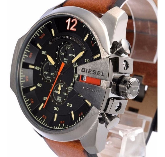 Relógio Masculino Diesel Dz4343(genuíno Com Caixa E Manual)