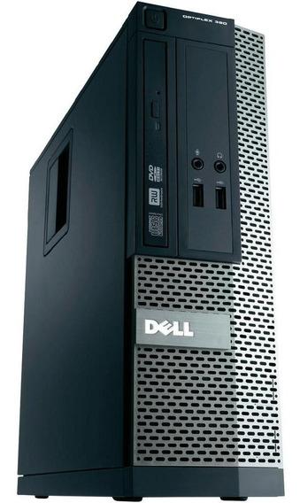 Computador Dell 390 Lga 1155 I3-2100 Hd 500gb 4gb Ddr3