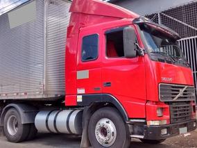 Volvo Fh12 380 4x2 Ano 2001 Todo Original E Selado= Scania
