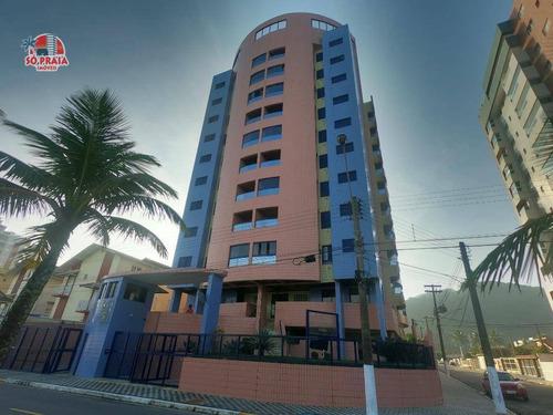 Imagem 1 de 23 de Apartamento À Venda, 73 M² Por R$ 300.000,00 - Jardim Marina - Mongaguá/sp - Ap2701