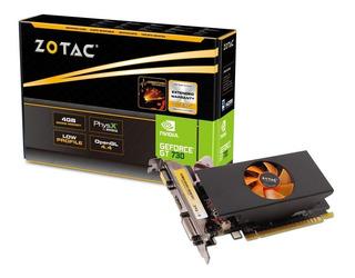 Tarjeta Grafica Geforce® Gt 730 4gb Ddr5