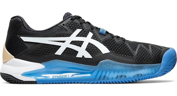 Asics Zapatillas Tenis Hombre Gel Resolution 8 Clay Neg-cte