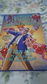 A Biografia De Stan Lee Em Quadrinhos - Frete Grátis