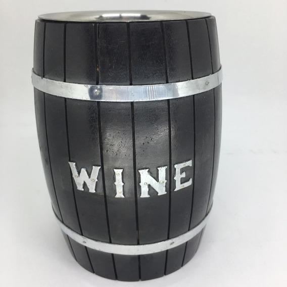 Porta Garrafa De Vinho Suporte Decorativo Para Adega Retrô